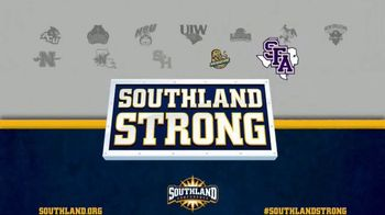 Southland Conference TV Spot, 'Southland Strong PSA' - Thumbnail 10