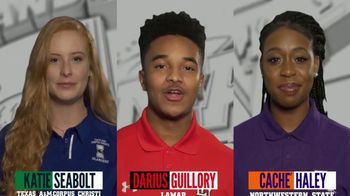 Southland Conference TV Spot, 'Southland Strong PSA' - Thumbnail 7