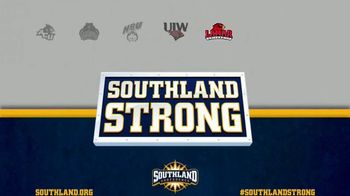 Southland Conference TV Spot, 'Southland Strong PSA' - Thumbnail 9