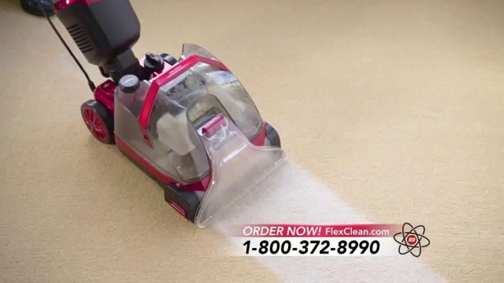 Rug Doctor Flexclean Tv Commercial One Clean Sweep
