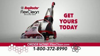 Rug Doctor FlexClean TV Spot, 'One Clean Sweep' - Thumbnail 10