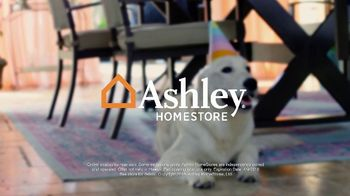 Ashley HomeStore Anniversary Sale TV Spot, 'Time to Celebrate and Save' - Thumbnail 9