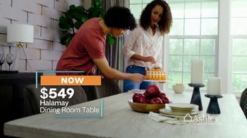 Ashley HomeStore Anniversary Sale TV Spot, 'Time to Celebrate and Save' - Thumbnail 3
