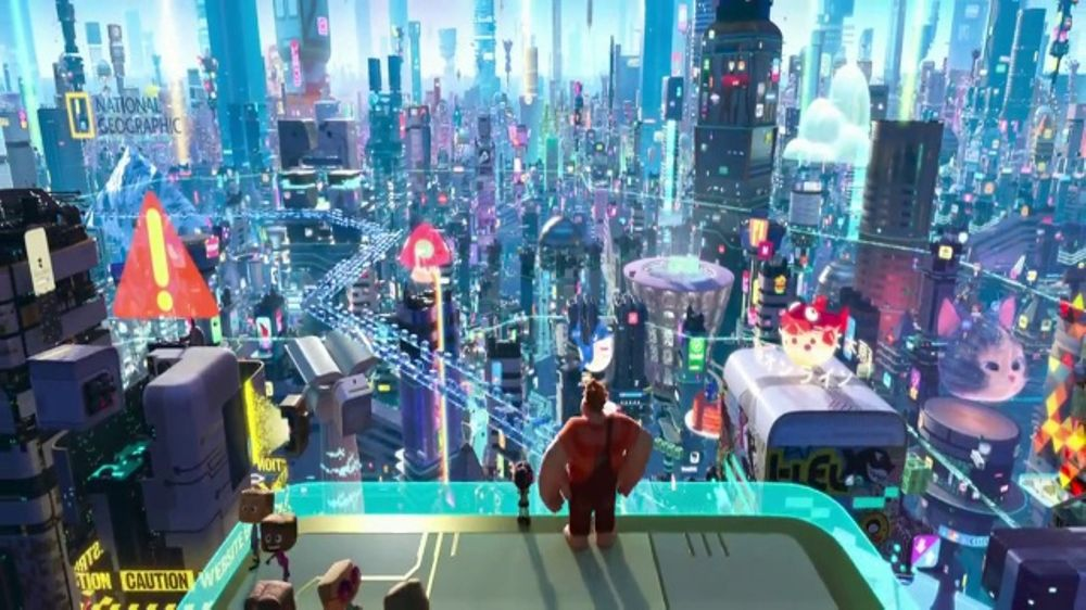 movie ralph breaks the internet