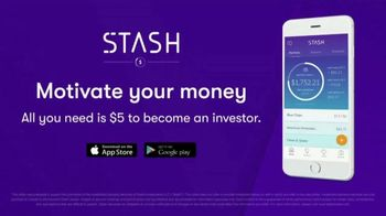 Stash TV Spot, 'Motivate Your Money in 2018 ...' - Thumbnail 10