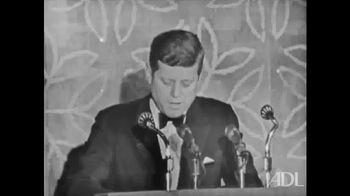 Anti-Defamation League TV Spot, 'JFK' - Thumbnail 1