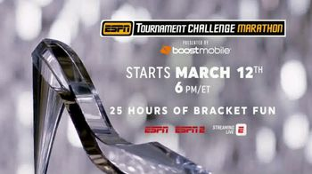 ESPN Tournament Challenge TV Spot, 'Don't Be Late to the Dance' - Thumbnail 9