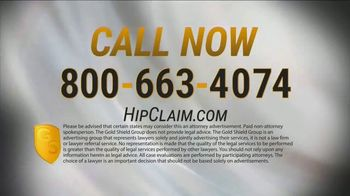 Gold Shield Group TV Spot, 'Hip Replacement Claim' - Thumbnail 8