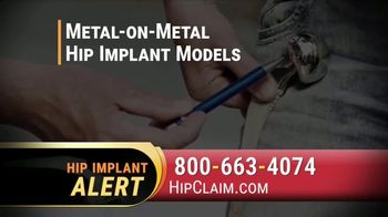 Gold Shield Group TV Spot, 'Hip Replacement Claim' - Thumbnail 3