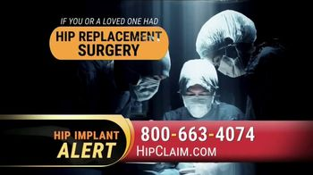 Gold Shield Group TV Spot, 'Hip Replacement Claim' - Thumbnail 5