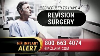 Gold Shield Group TV Spot, 'Hip Replacement Claim' - Thumbnail 7