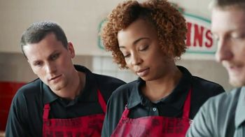 Papa John's TV Spot, 'It Starts with Our Ingredients'