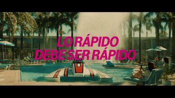 T-Mobile TV Spot, 'La velocidad no debe ser contenida' [Spanish] - Thumbnail 5
