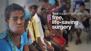 Mercy Ships TV Spot, 'Providing Access' - Thumbnail 6
