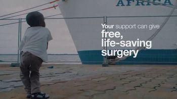 Mercy Ships TV Spot, 'Providing Access' - Thumbnail 7