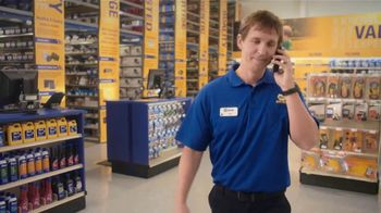 NAPA Auto Parts TV Spot, 'Secret Handshake' - 21 commercial airings