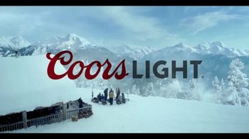 Coors Light TV Spot, 'Rockies' Song by Ghost Machines - Thumbnail 8