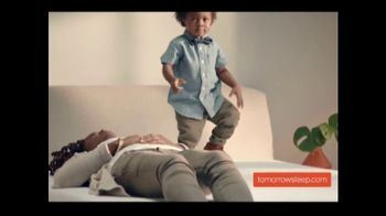 Tomorrow Sleep Mattress TV Spot, 'Undisturbed' - Thumbnail 2