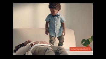 Tomorrow Sleep Mattress TV Spot, 'Undisturbed' - Thumbnail 3