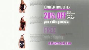 Instant Figure TV Spot, 'Look Two Sizes Smaller' - Thumbnail 6