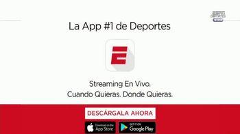 ESPN App TV Spot, 'Amorío' [Spanish] - Thumbnail 9