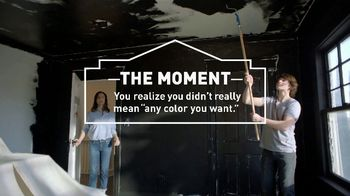 Lowe's TV Spot, 'The Moment: Any Color' - Thumbnail 5