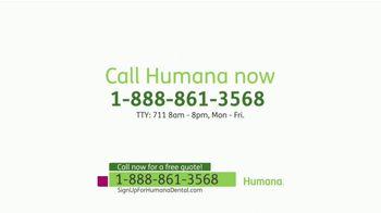 Humana Dental TV Spot, '100% Coverage' - Thumbnail 7