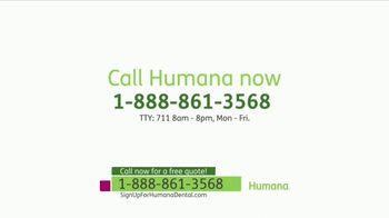 Humana Dental TV Spot, '100 Percent Coverage' - Thumbnail 7