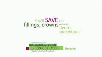 Humana Dental TV Spot, '100 Percent Coverage' - Thumbnail 2