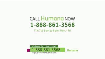 Humana Dental TV Spot, '100 Percent Coverage' - Thumbnail 3