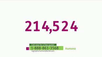 Humana Dental TV Spot, '100 Percent Coverage' - Thumbnail 4