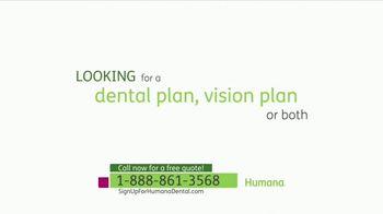 Humana Dental TV Spot, '100 Percent Coverage' - Thumbnail 6