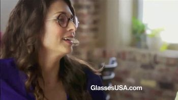 GlassesUSA.com Birthday Bash TV Spot, 'First Pair' - Thumbnail 2