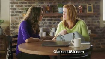 GlassesUSA.com Birthday Bash TV Spot, 'First Pair' - Thumbnail 4