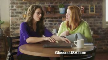 GlassesUSA.com Birthday Bash TV Spot, 'First Pair' - Thumbnail 5