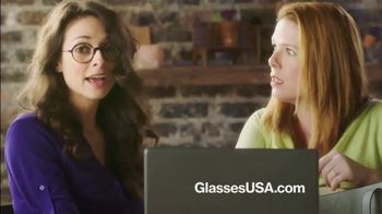 GlassesUSA.com Birthday Bash TV Spot, 'First Pair' - Thumbnail 8