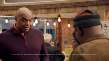 Capital One TV Spot, '2018 March Madness: Spending Habits' Ft. Spike Lee - Thumbnail 3