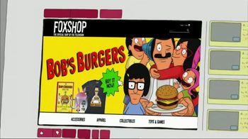 FOXSHOP TV Spot, 'Bob's Burgers' - Thumbnail 4