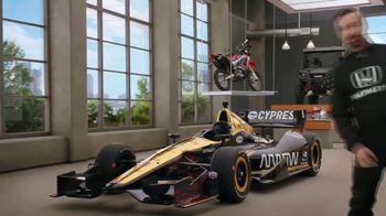 Honda Dream Garage Spring Event TV Spot, 'Sport Mode' [T2] Ft. James Hinchcliffe - Thumbnail 7