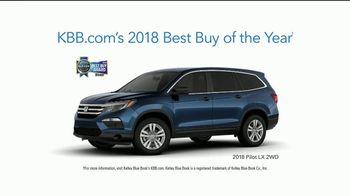 Honda Dream Garage Spring Event TV Spot, 'Bike Building: 2018 Pilot LX' [T2] - Thumbnail 9