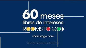 Rooms to Go Venta de Aniversario TV Spot, 'Seccional' [Spanish] - Thumbnail 6