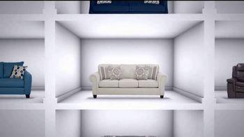 Rooms to Go Venta de Aniversario de Sofás TV Spot, 'Irresistible' [Spanish]