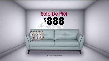 Rooms to Go Venta de Aniversario de Sofás TV Spot, 'Irresistible' [Spanish] - Thumbnail 6