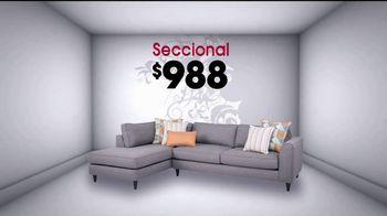 Rooms to Go Venta de Aniversario de Sofás TV Spot, 'Irresistible' [Spanish] - Thumbnail 8