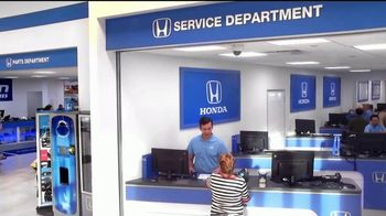 Honda Dream Garage Spring Event TV Spot, 'Service Upgrade' [Spanish] [T2] - Thumbnail 1