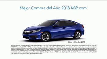 Honda Dream Garage Spring Event TV Spot, 'Service Upgrade' [Spanish] [T2] - Thumbnail 7