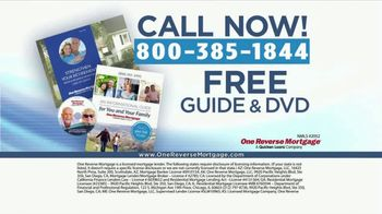 One Reverse Mortgage TV Spot, 'No Need to Sell' - Thumbnail 8