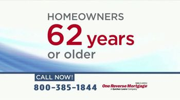 One Reverse Mortgage TV Spot, 'No Need to Sell' - Thumbnail 2