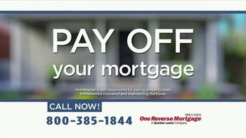 One Reverse Mortgage TV Spot, 'No Need to Sell' - Thumbnail 4
