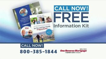 One Reverse Mortgage TV Spot, 'No Need to Sell' - Thumbnail 5